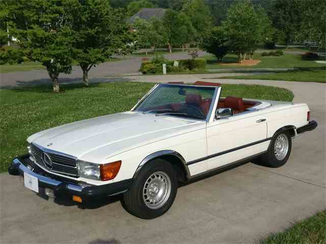 Picture of '80 450SL - NND5