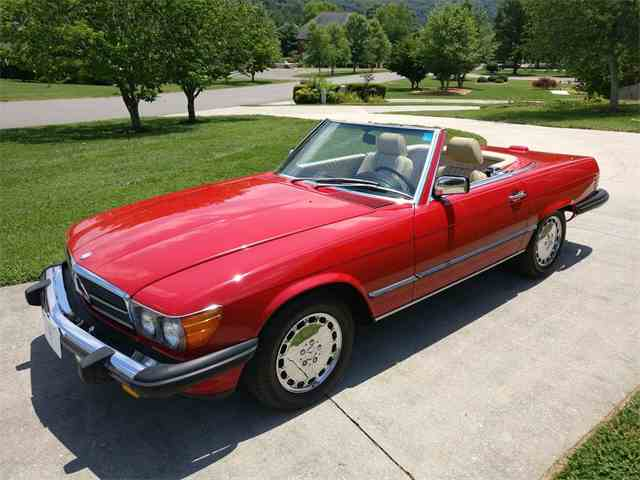 Picture of '88 560SL - $19,900.00 - NND8