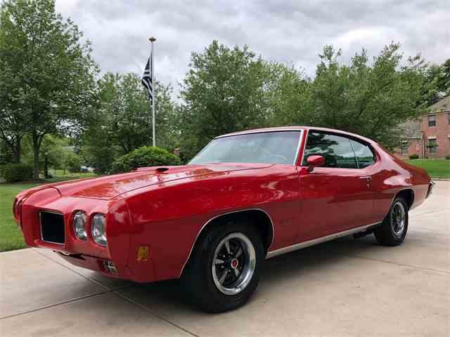 Picture of '70 Pontiac GTO located in North Royalton Ohio - NL0Y