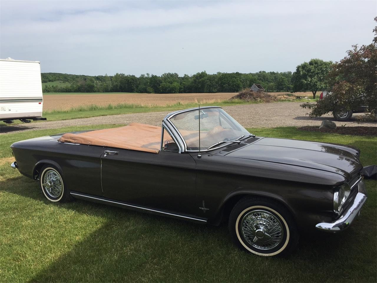 Large Picture of '63 Chevrolet Corvair Monza located in Michigan - $11,500.00 Offered by a Private Seller - NNDG