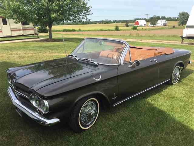 Picture of '63 Corvair Monza located in Michigan Offered by a Private Seller - NNDG
