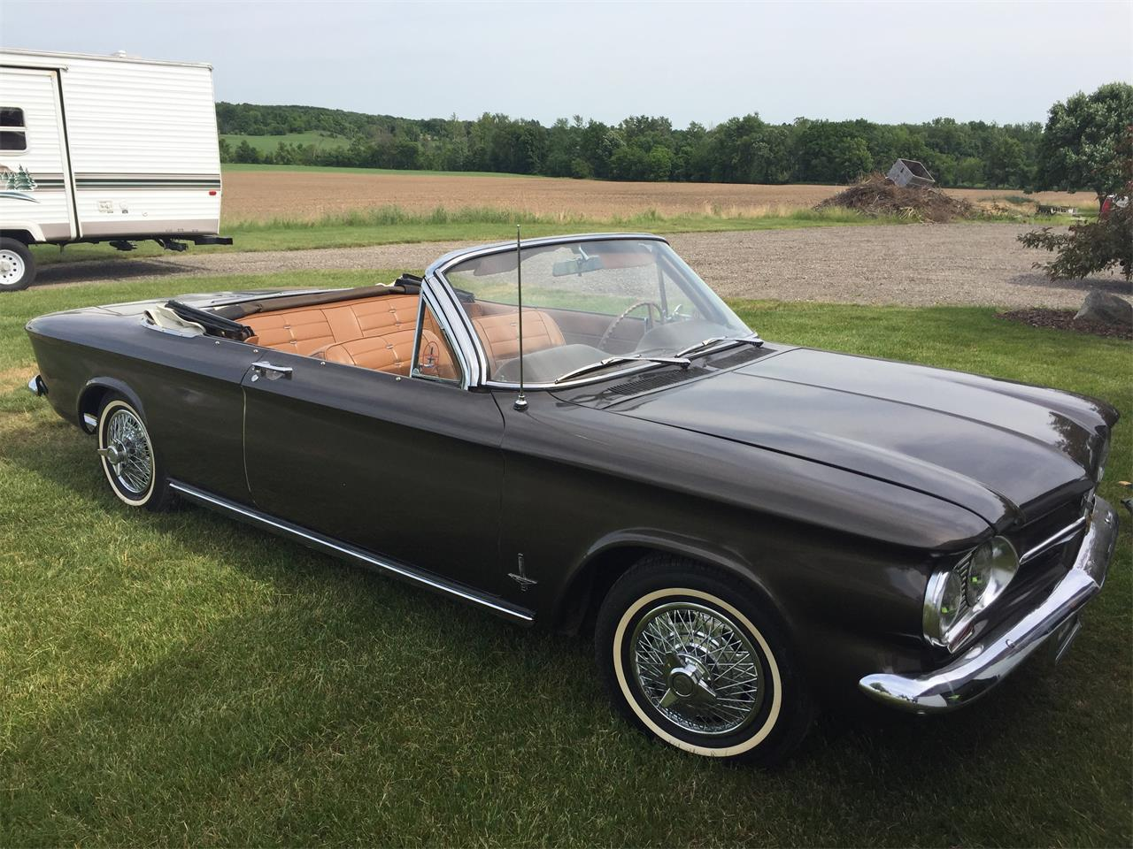 Large Picture of Classic 1963 Chevrolet Corvair Monza Offered by a Private Seller - NNDG
