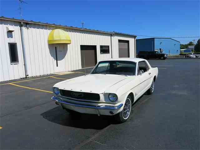 Picture of Classic 1966 Mustang located in Wisconsin - $14,750.00 Offered by  - NNDI
