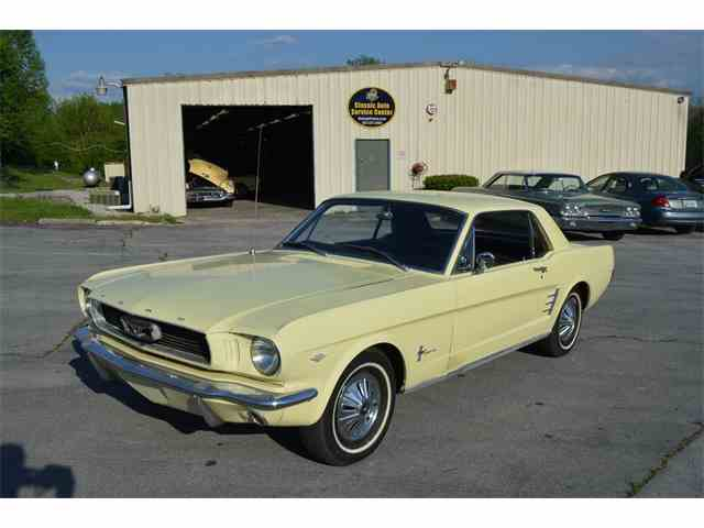 Picture of '66 Ford Mustang located in Tennessee - $12,300.00 Offered by  - NNDW