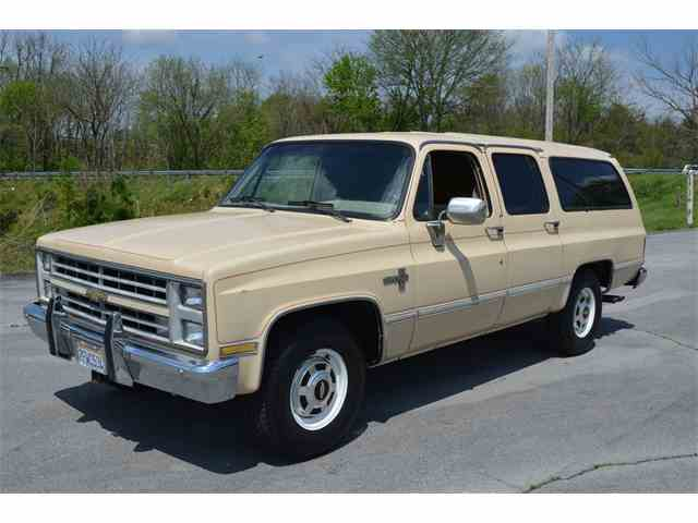 Picture of '87 Suburban located in Tennessee - $7,900.00 - NNDY
