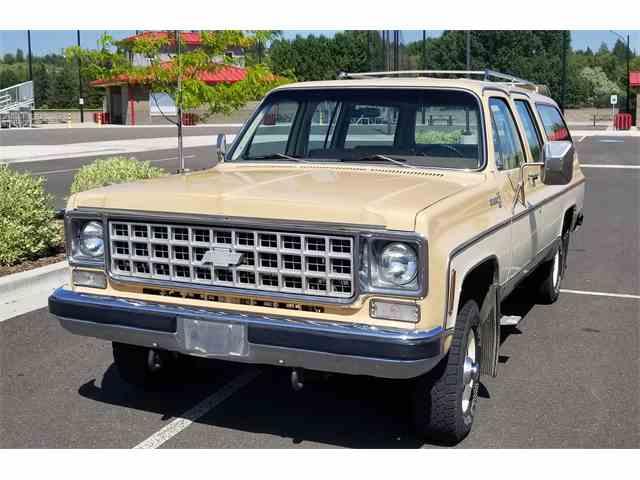 Picture of '78 Chevrolet Suburban - NNEA