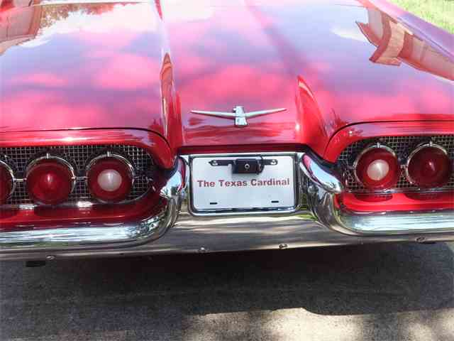 Picture of Classic '60 Thunderbird located in Houston Texas - NNEJ