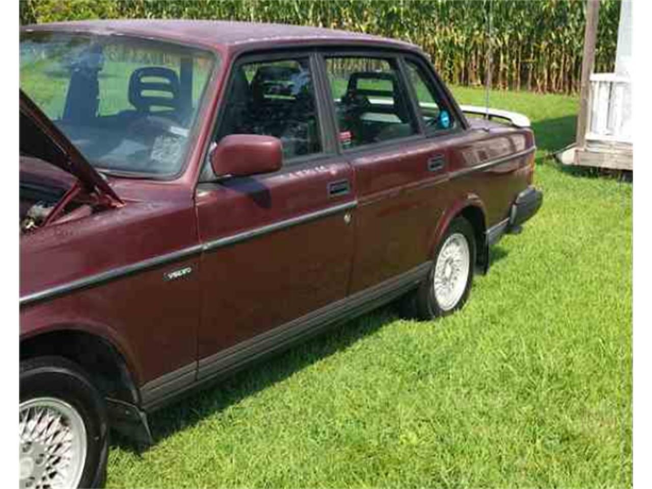 For Sale: 1993 Volvo 240 in Trenton, North Carolina