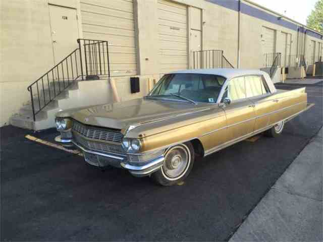 Picture of Classic 1964 Fleetwood 60 Special located in Denver Colorado Offered by a Private Seller - NNER