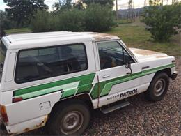 Picture of '83 Nissan Patrol Offered by a Private Seller - NNF8