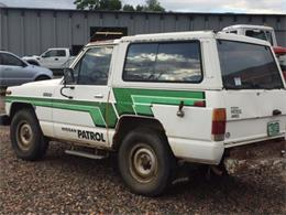 Picture of 1983 Nissan Patrol Offered by a Private Seller - NNF8