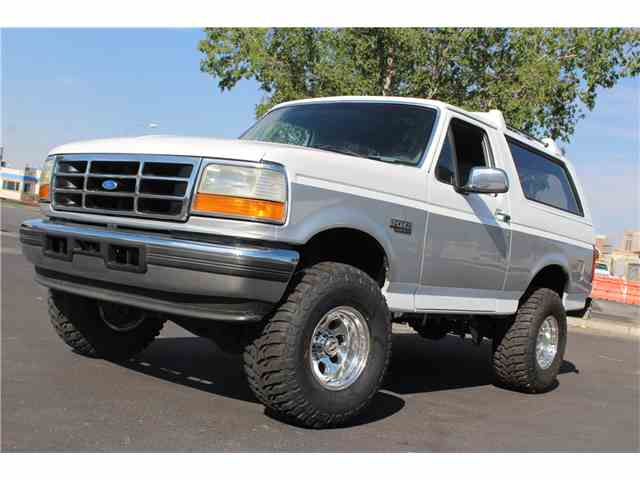 Picture of '93 Bronco - NNFG
