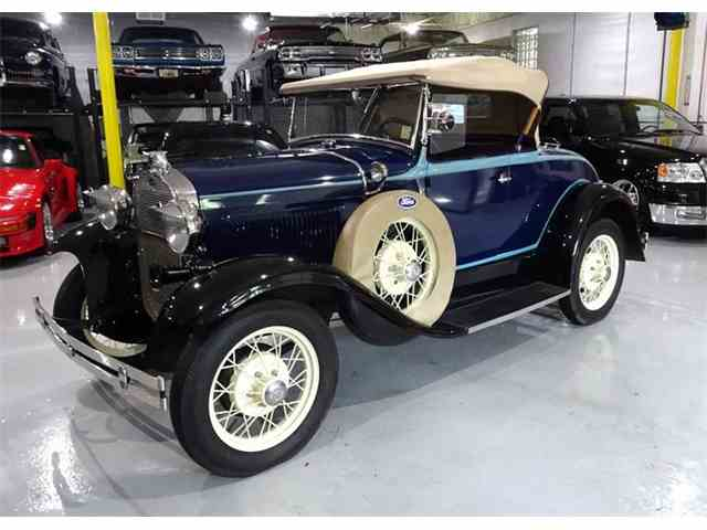 Picture of Classic '31 Ford Model A located in Hilton New York Auction Vehicle Offered by  - NNFN