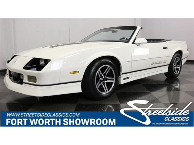 Picture of 1990 Chevrolet Camaro located in Texas - NNFO