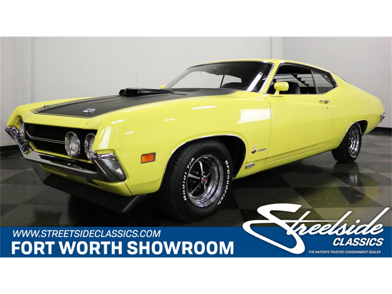 Large Picture of Classic '70 Ford Torino located in Texas - $63,995.00 Offered by Streetside Classics - Dallas / Fort Worth - NNFR
