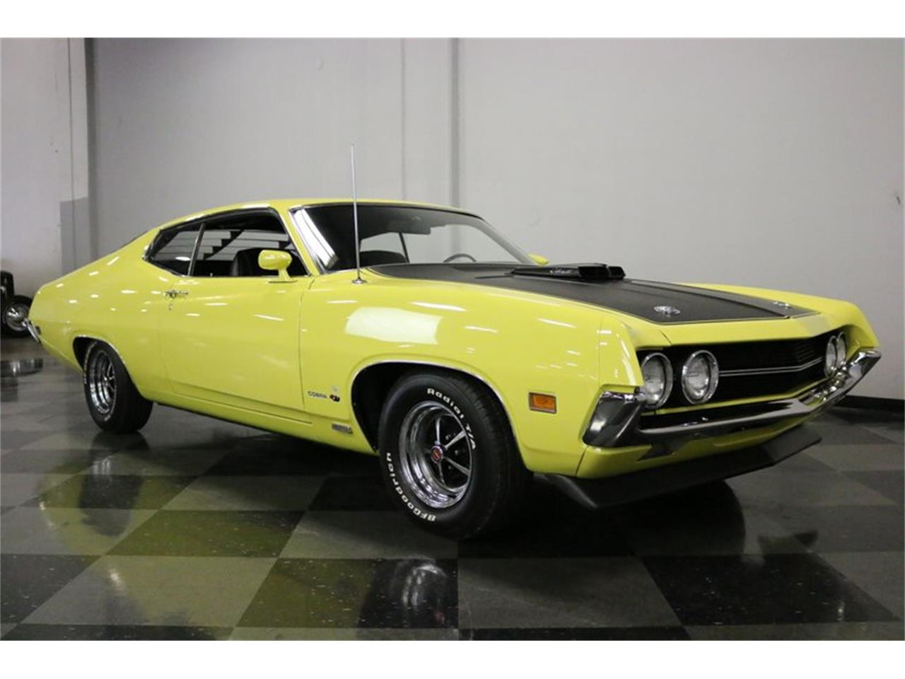 Large Picture of '70 Ford Torino located in Ft Worth Texas - $63,995.00 Offered by Streetside Classics - Dallas / Fort Worth - NNFR