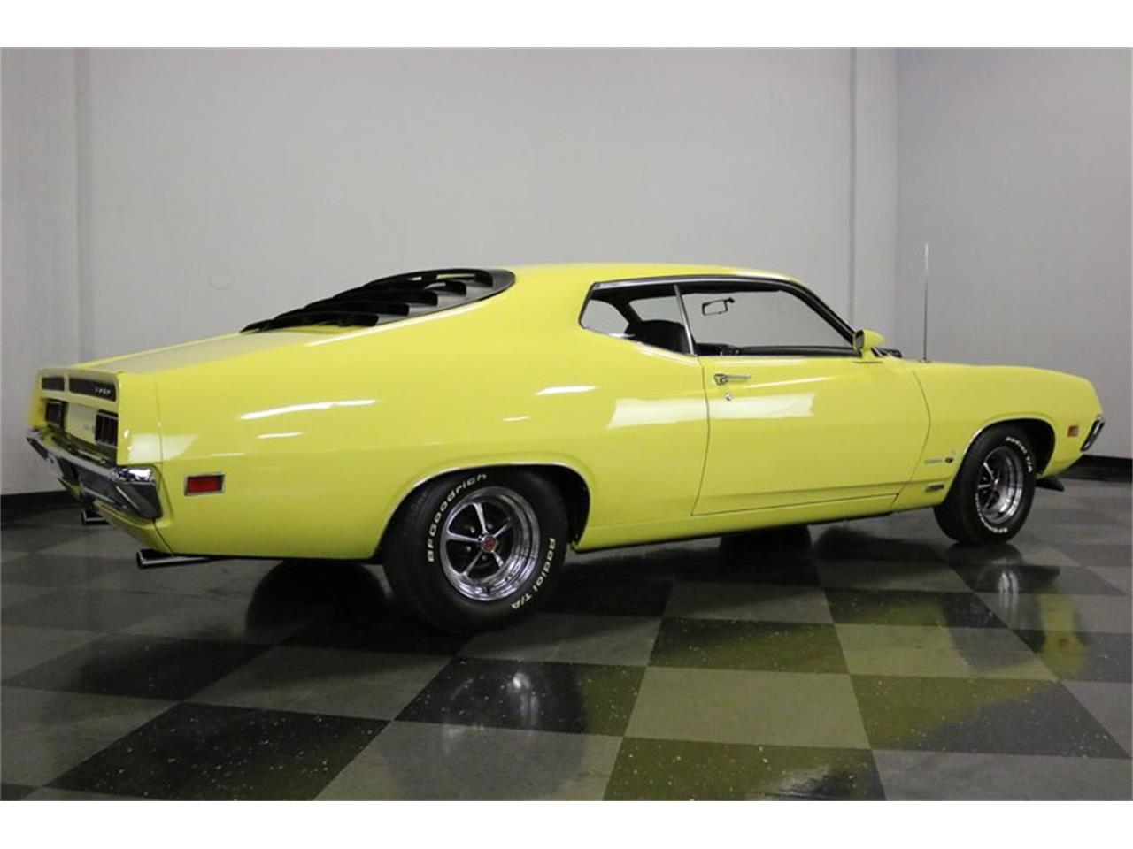Large Picture of Classic 1970 Ford Torino - $63,995.00 Offered by Streetside Classics - Dallas / Fort Worth - NNFR