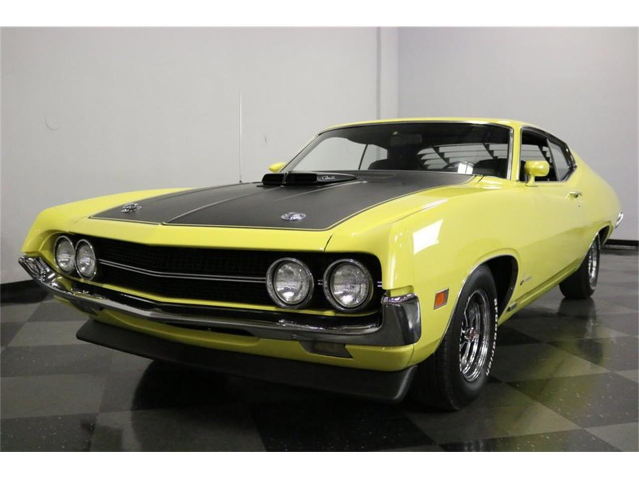 Large Picture of '70 Ford Torino located in Texas - $63,995.00 Offered by Streetside Classics - Dallas / Fort Worth - NNFR