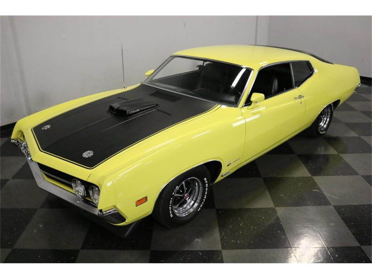 Large Picture of '70 Torino located in Ft Worth Texas Offered by Streetside Classics - Dallas / Fort Worth - NNFR