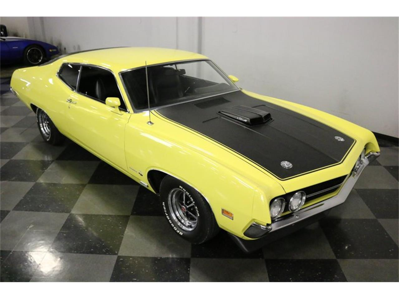 Large Picture of 1970 Torino located in Ft Worth Texas Offered by Streetside Classics - Dallas / Fort Worth - NNFR