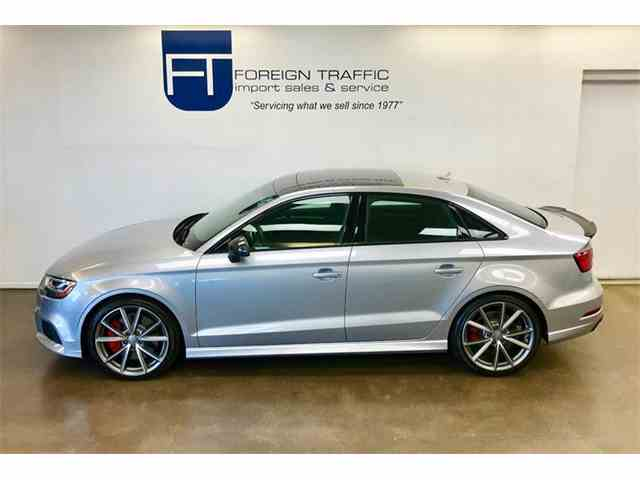 Picture of '17 Audi S3 located in Pennsylvania - $44,950.00 Offered by  - NNFW