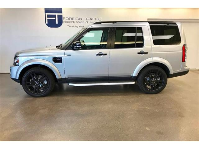 Picture of '16 Land Rover LR4 - $53,950.00 Offered by  - NNG1