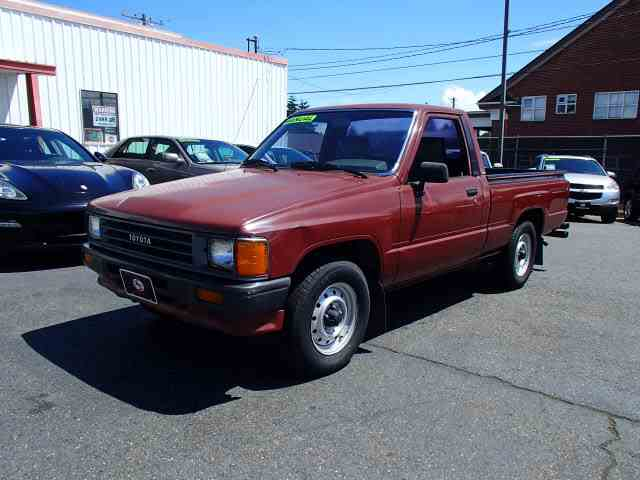 Picture of 1987 Toyota Pickup located in Washington - $4,490.00 - NNG4