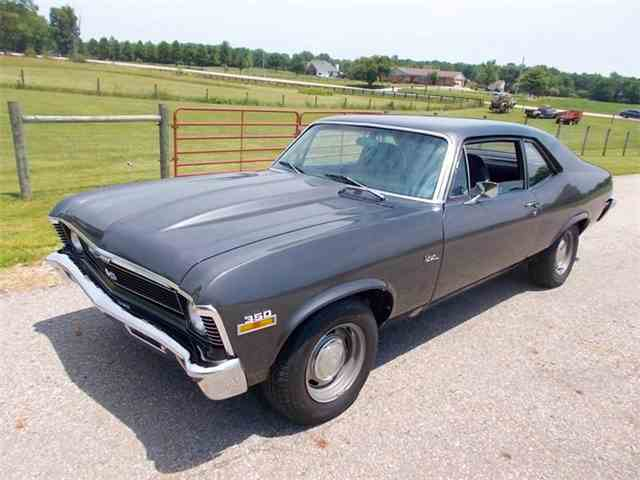 Picture of Classic 1970 Nova located in Indiana - $17,900.00 - NNGF