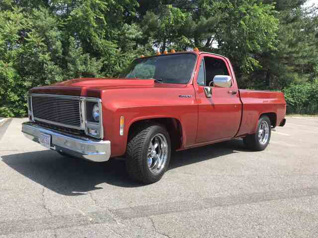 Picture of '79 Chevrolet C/K 10 located in Westford Massachusetts - $24,900.00 - NNGG