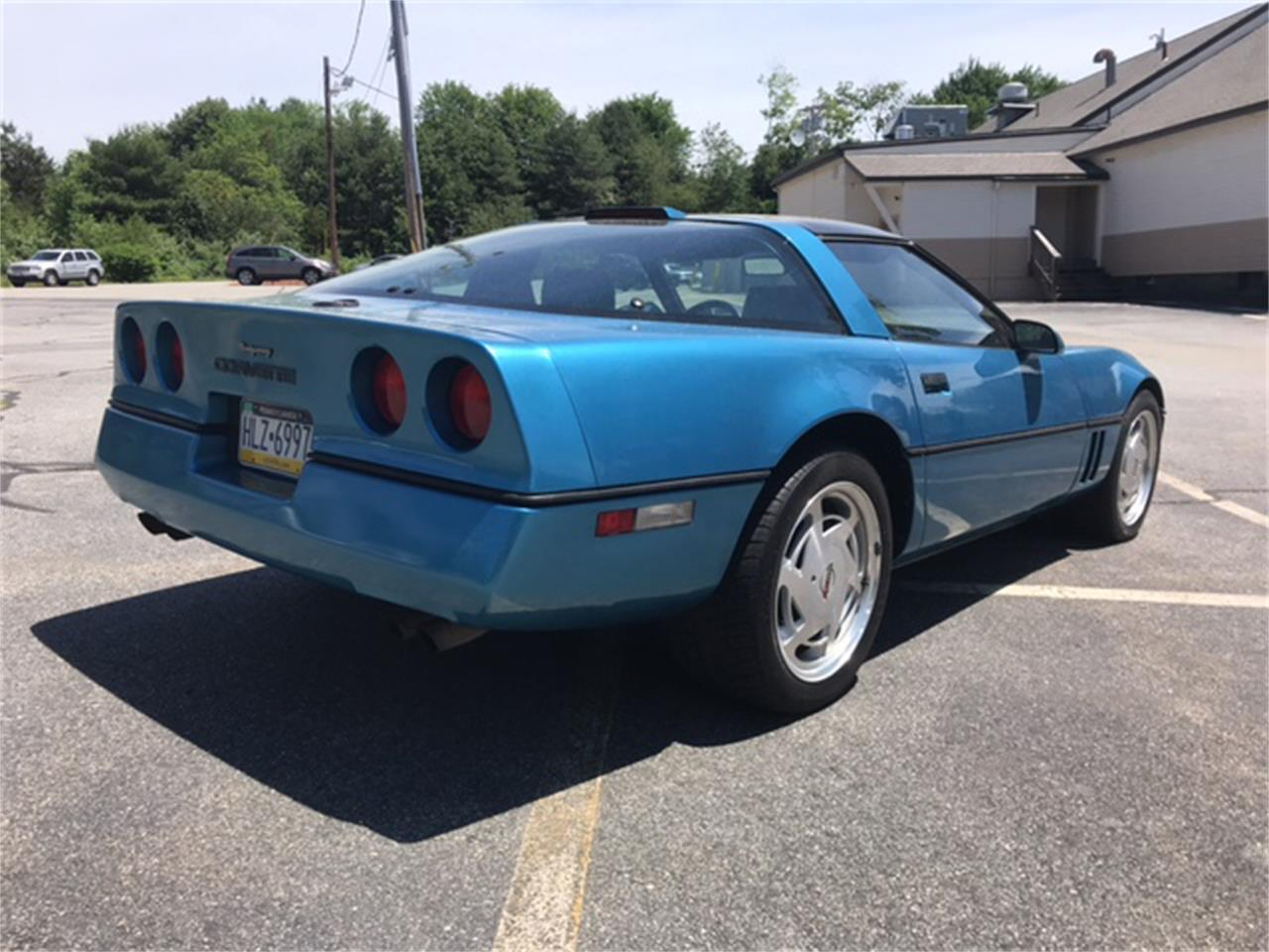 Large Picture of 1988 Chevrolet Corvette - NNGK
