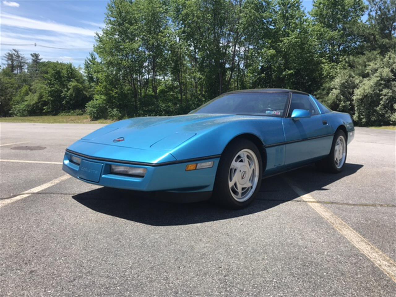 Large Picture of '88 Corvette - NNGK