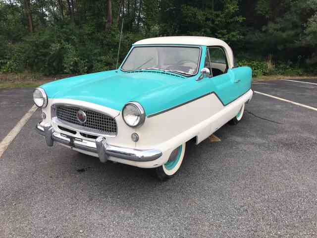 Picture of Classic '61 Nash Metropolitan located in Massachusetts Offered by  - NNGN