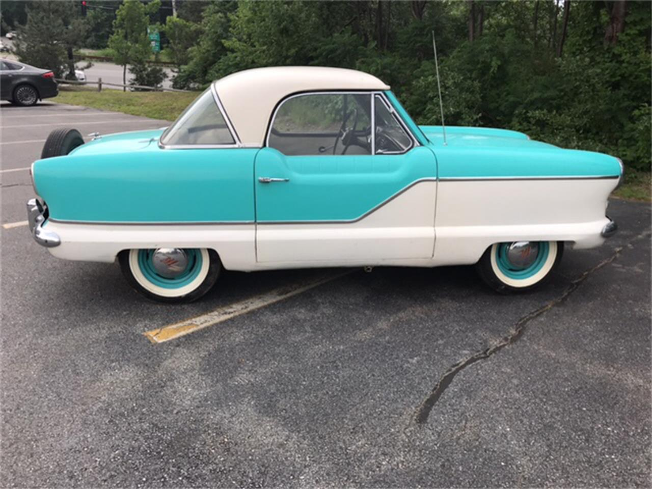 Large Picture of '61 Metropolitan - NNGN