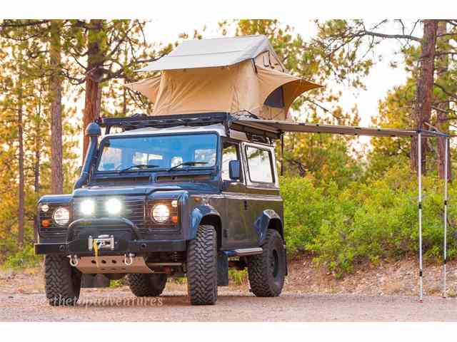 Picture of '87 Land Rover Defender located in Plano Texas Offered by a Private Seller - NNGT