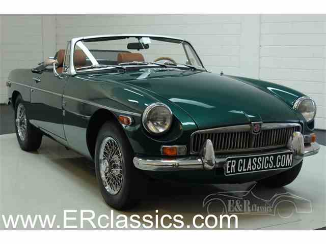 Picture of '76 MGB located in Waalwijk Noord-Brabant - NNGV