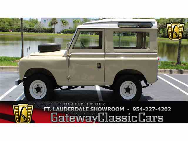 Picture of Classic 1970 Series IIA - $41,995.00 - NL1B