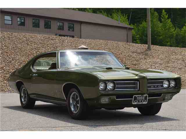 Picture of '69 GTO - NL1C