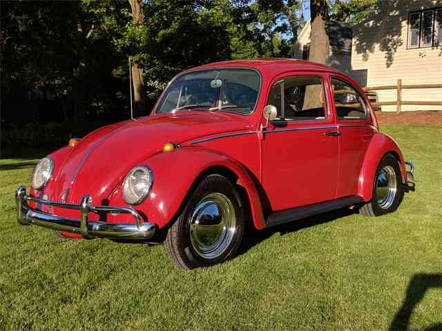 Picture of '66 Volkswagen Beetle located in Mill Hall Pennsylvania Auction Vehicle - NNHC