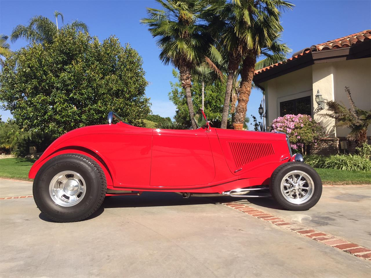 Large Picture of '34 Roadster - NNHJ
