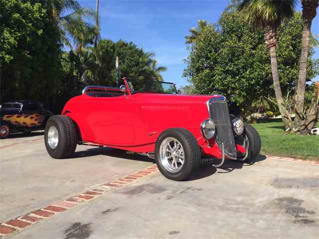 Picture of Classic '34 Roadster located in Orange California Offered by  - NNHJ