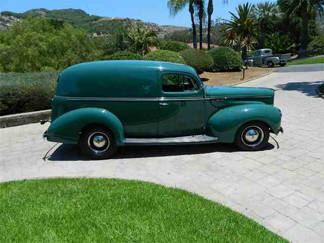 Picture of Classic 1940 Sedan Delivery - $72,500.00 Offered by  - NNHL