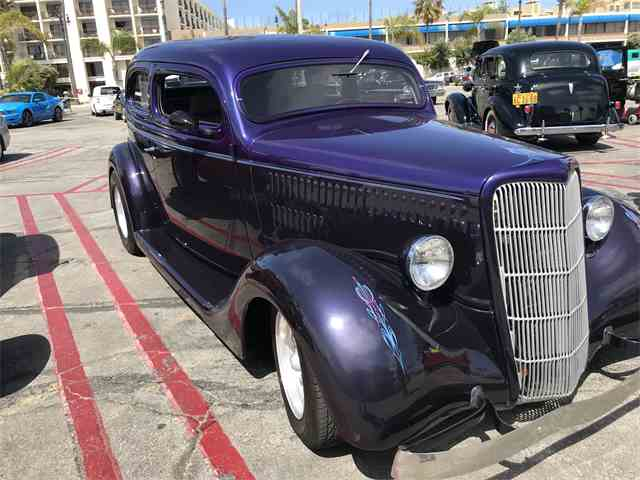Picture of Classic 1935 Ford Tudor located in California - $29,500.00 - NNHQ