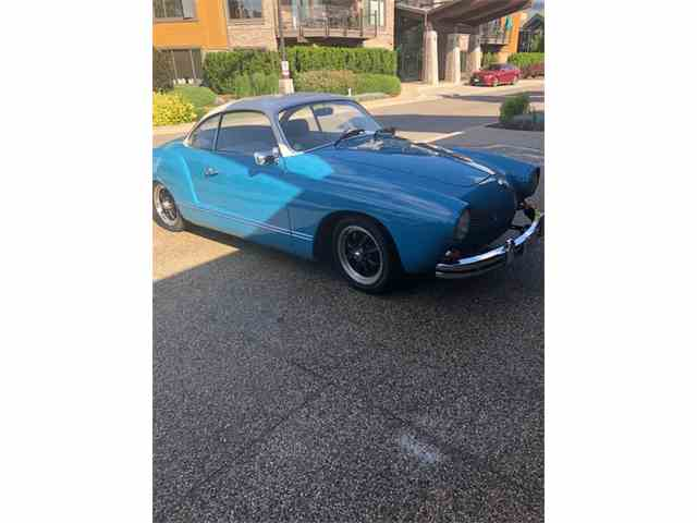 Picture of 1967 Karmann Ghia located in Kelowna British Columbia Offered by a Private Seller - NNID