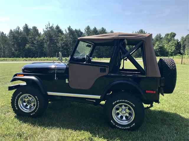 Picture of '80 CJ5 - NNIE