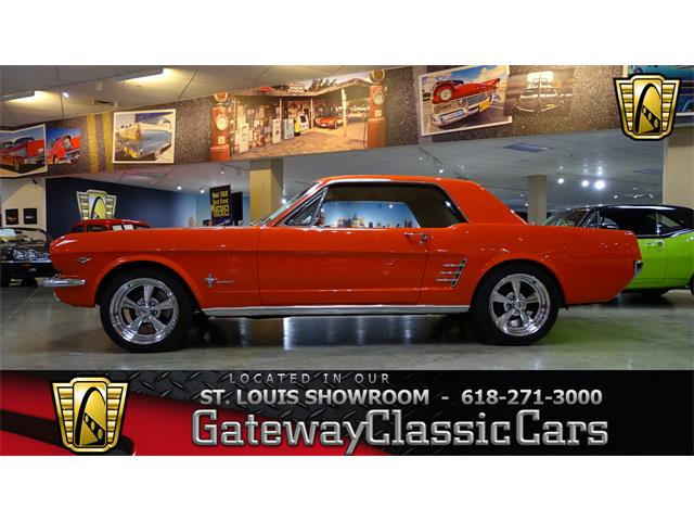 Picture of '66 Mustang - NL1G