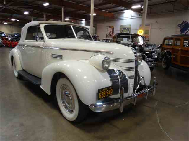 Picture of 1939 Eight located in California - $47,900.00 Offered by  - NNIG