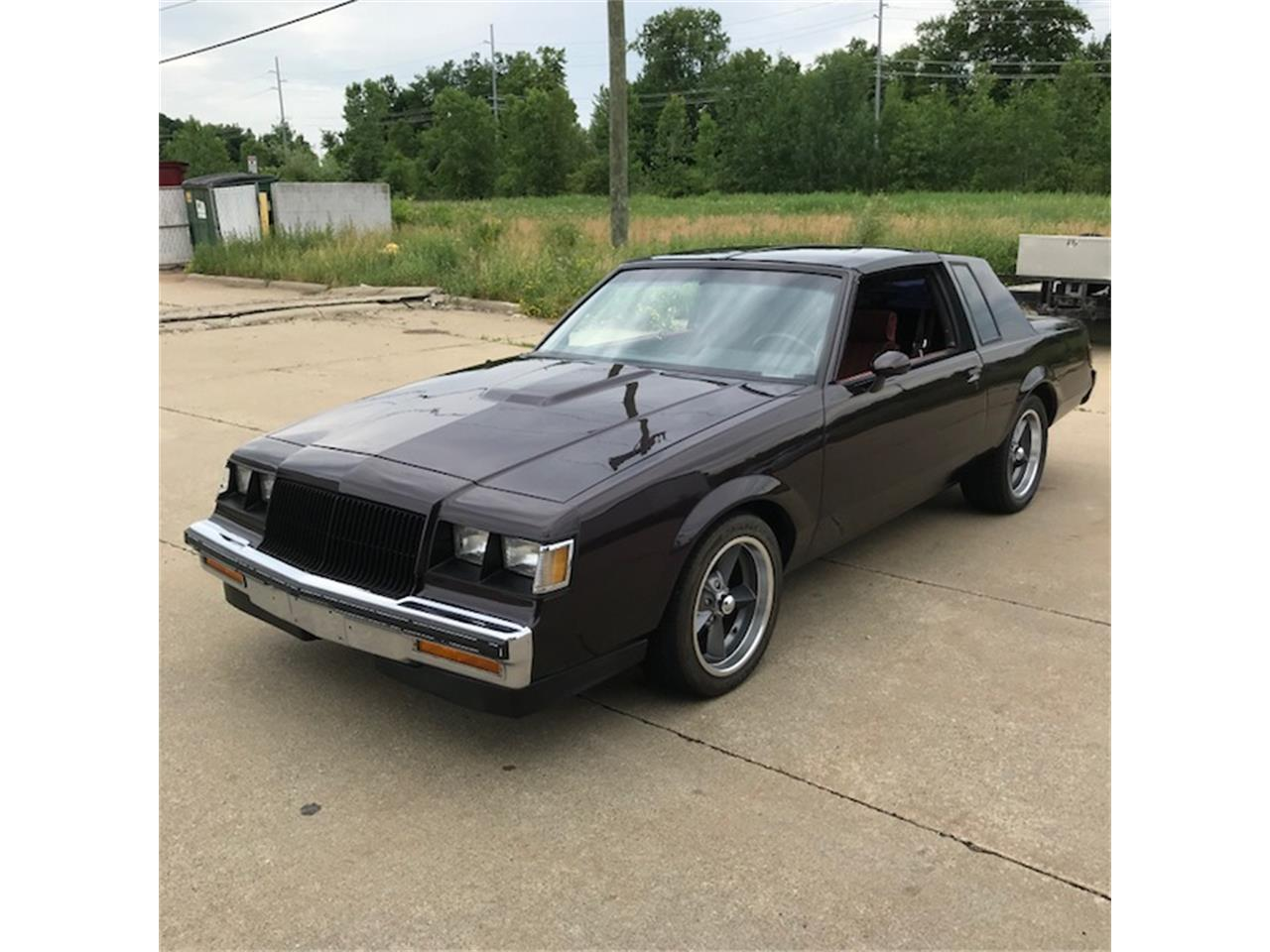 Buick T Type >> 1987 Buick T Type For Sale Classiccars Com Cc 1103569