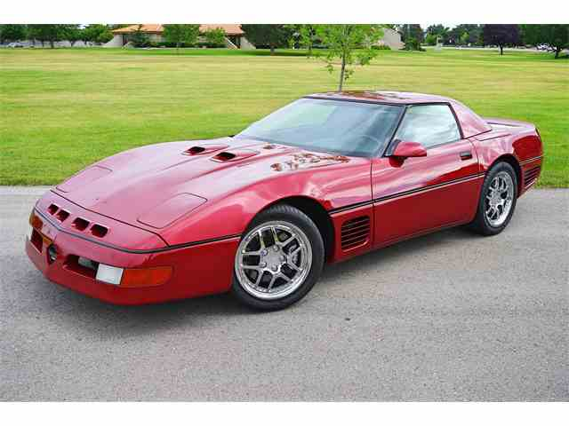 Picture of '91 Corvette - NNIS