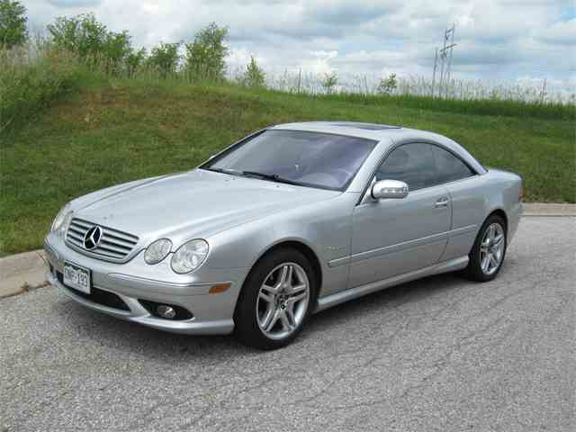Picture of '03 CL55 - NNIY