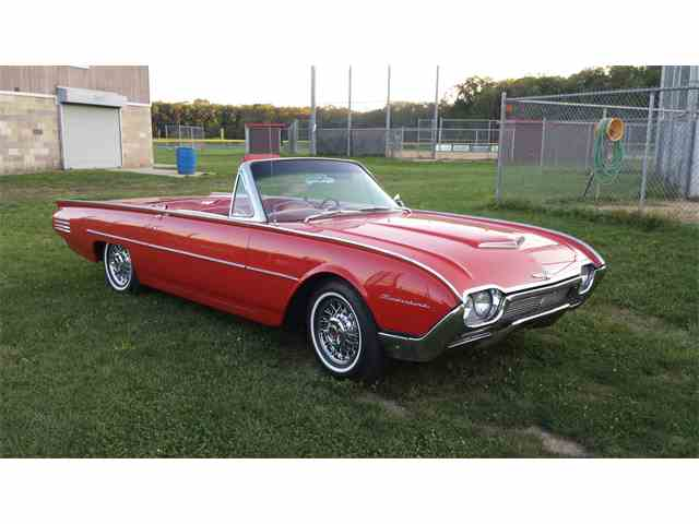 Picture of Classic '61 Thunderbird located in Wilkes Barre Pennsylvania - $25,500.00 - NNJ0